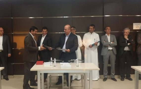 SYMBIOS & PHILIPS LIGHTING KSA CELEBRATING 4 YEARS OF LEAN DEPLOYMENT